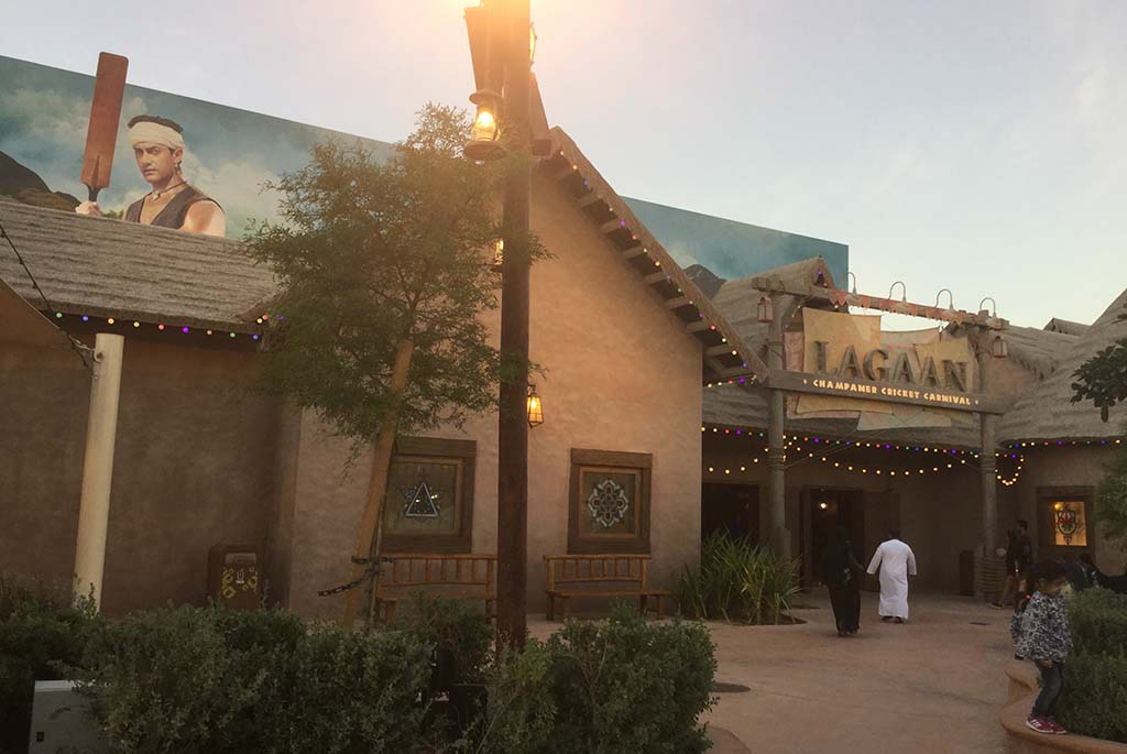 Bollywood Parks Rustic Ravine Attractions