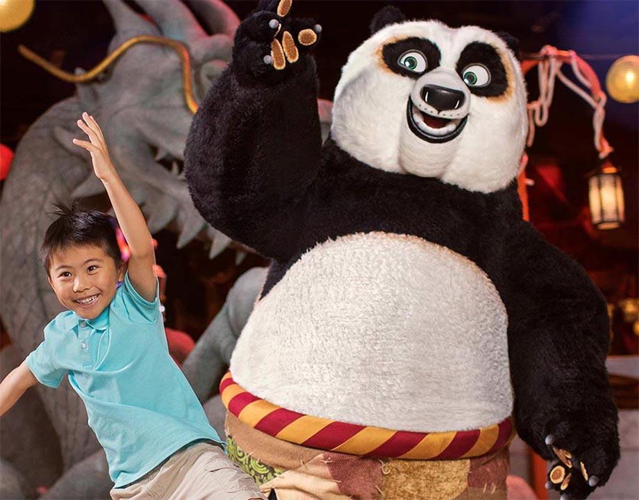 Kung Fu Panda Academy