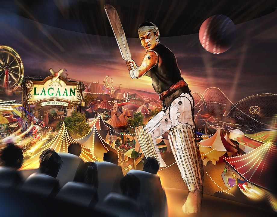 Bollywood Lagaan The Thrill of Victory