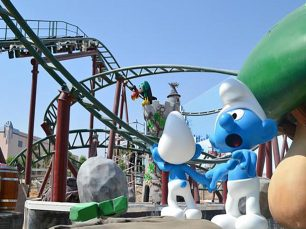 Smurf Village Express Moitiongate