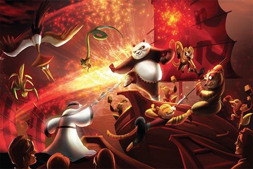 Kung Fu Panda: Unstoppable_Awesomeness