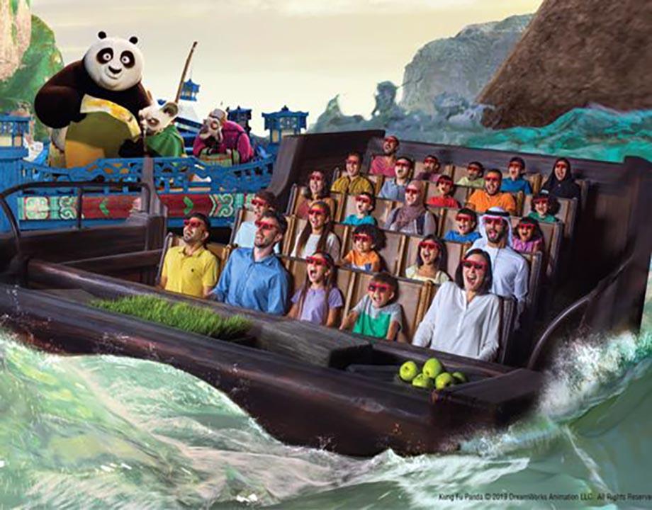 Kung Fu Panda Unstoppable Awesomeness