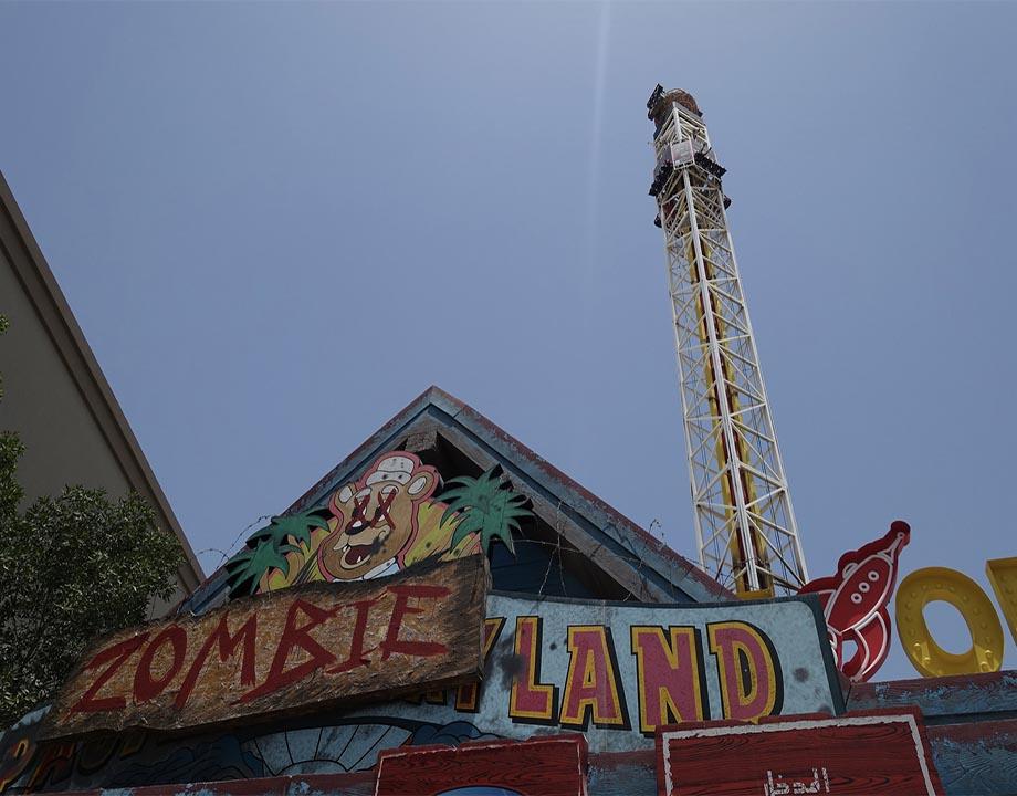 Zombieland Motiongate
